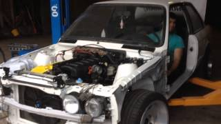 Download BMW e30 m50b28 first start with KDFI v1.4 Video
