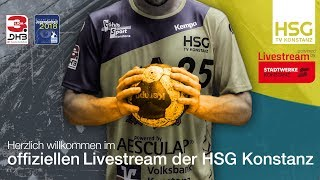Download 🔴 Livestream HSG Konstanz: Heimspiel 3. Bundesliga vs. TuS Fürstenfeldbruck FULL-HD live 🔴 Video