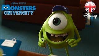 Download MONSTERS UNIVERSITY   UK Trailer   Official Disney UK Video
