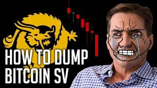 Download The Quickest Method of Splitting and Selling BSV (Bitcoin Satoshi's Vision) Video