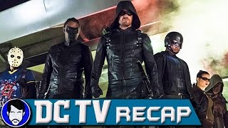 Download Arrow's Prometheus Identity Reveal! | DCTV Recap Video