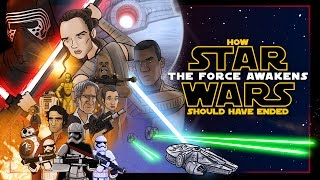 Download How Star Wars The Force Awakens Should Have Ended Video