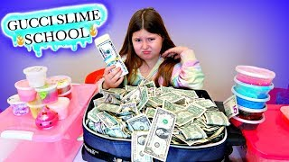 Download GUCCI SLIME SCHOOL ~ Life of a Slime Scammer Funny Slime Skit! Video