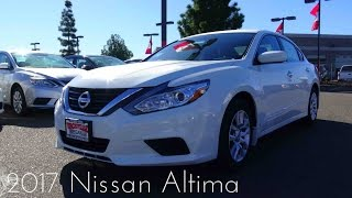Download 2017 Nissan Altima 2.5 L 4-Cylinder Review Video