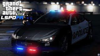 GTA 5 MOD ITA - BUGATTI VEYRON DELLA POLIZIA - ADDER POLICE