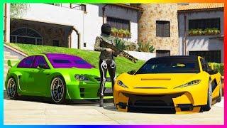 Download GTA ONLINE GUNRUNNING ARMORED SUPER CARS, NEW GTA 5 CONTENT UPDATE, MILITARY JETPACK & MORE! (QNA) Video