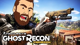 Download SILENT ASSASSINS!! | GHOST RECON WILDLANDS | PC Multiplayer Co-Op Campaign Gameplay Video