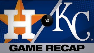 Download Reddick's 5 hits, 3 RBIs lead Astros to win | Astros-Royals Game Highlights 9/15/19 Video
