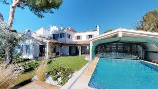 Download Unique 3 million euro luxury villa for sale in Mallorca - own Spa & Heated Pool !! Video
