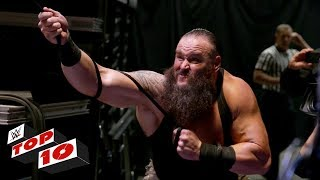 Download Top 10 Raw moments: WWE Top 10, January 8, 2018 Video