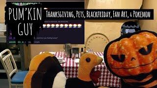 Download Thanksgiving, Pets, Black Friday, Fan Art, & Pokemon Video