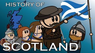 Download The Animated History of Scotland Video