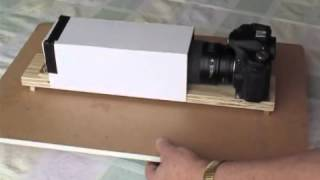 Download DIY Slide Scanner Scanning via DSLR Video
