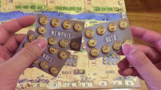 Download Board Game Reviews Ep #29: AMUN-RE Video