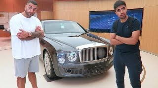Download BENTLEY SHOPPING IN DUBAI with YIANNIMIZE !!! Video