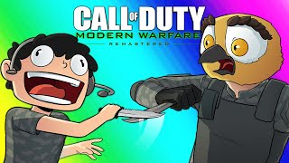 Download COD4 Remastered: Gun Game - Knife Maniac Nogla!! Video