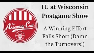 Download Postgame Show: IU v. Wisconsin (1/26/16) Video