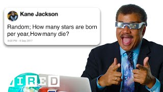 Download Neil deGrasse Tyson Answers Science Questions From Twitter | Tech Support | WIRED Video