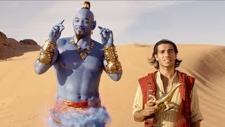 Download Aladdin - Official Trailer Video