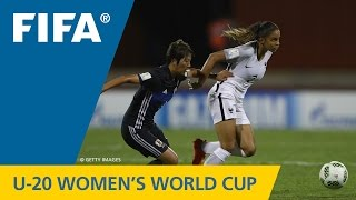 Download MATCH 30: JAPAN v FRANCE - FIFA Women's U20 Papua New Guinea 2016 Video