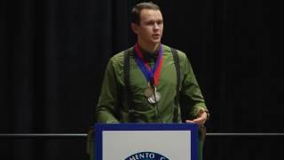 Download Chase Bowker: 2017 Sacramento County Academic Decathlon Speech Video