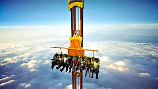 Download 10 CRAZIEST Roller Coasters In The World Video