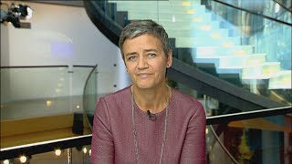 Download Margrethe Vestager: 'Google has to follow European rules' Video