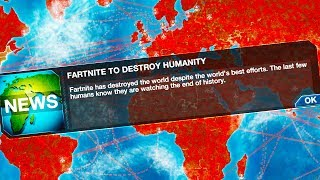 Download Fartnite Has Destroyed Humanity in Plague Inc Evolved Video