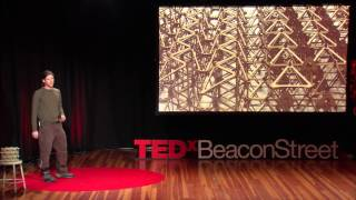 Download One-bit Bots: Robotic Construction Outside the Box | Matt Carney | TEDxBeaconStreet Video