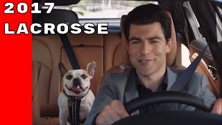 Download New Girl's Max Greenfield 2017 Buick LaCrosse Commercial Video