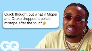 Download Quavo Goes Undercover on Twitter, YouTube, and Reddit | GQ Video