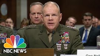 Download General Takes Fault, Promises Action At Hearing On Marines' Nude Photo Scandal | NBC News Video