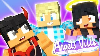 Download Garroth Meets His Sons   Angelsville Minecraft Survival [Ep.3] Video