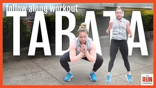 Download Follow Along Tabata Workout For Runners Video