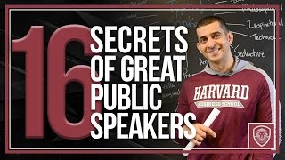 Download How to Become a Great Public Speaker Video