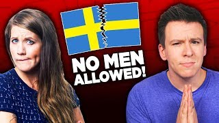 Download Why People Are FREAKING OUT About Men Being Banned From Sweden's New Music Festival... Video