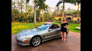 Download SOLD! 2007 Mercedes SL550, Car Review w/MaryAnn @AutoHausNaples Video