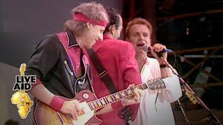 Download Dire Straits / Sting - Money For Nothing (Live Aid 1985) Video