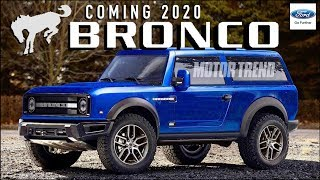 Download 2020 Ford Bronco: NEW SECRETS REVEALED (New Info & Everything We Know) Video