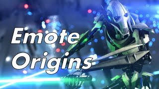 Download Battlefront II Hero Emote Origins Video