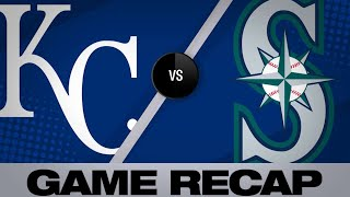 Download Santana powers Mariners to 8-2 win | Royals-Rays Game Highlights 6/19/19 Video