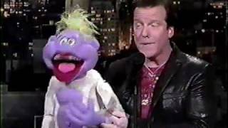 Download Jeff Dunham and Peanut on David Letterman | JEFF DUNHAM Video