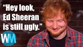 Download Top 10 Best Celebrity Mean Tweets Video