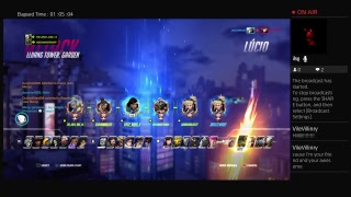Download Overwatch competitive matches Video