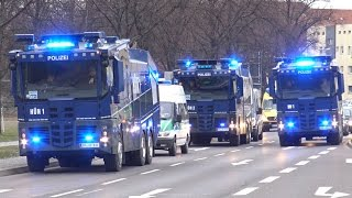 Download Polizei Großeinsatz 1.FC Magdeburg vs FC Hansa Rostock Video