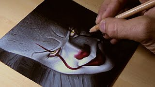 Download HOW TO DRAW ″IT″ (PENNYWISE) STEP BY STEP Video