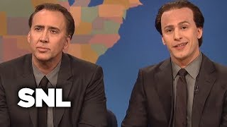 Download Weekend Update: Get in the Cage with Nicolas Cage and Nicolas Cage - SNL Video