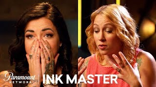 Download Best Tattoo Canvas vs Artist Moments | Ink Master Video