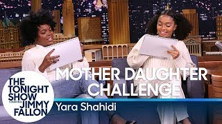 Download Mother Daughter Challenge with Yara Shahidi Video