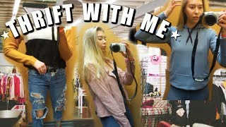 Download THRIFT SHOPPING WITH ME AND HAUL!! 2019 (PLATO'S CLOSET) Video